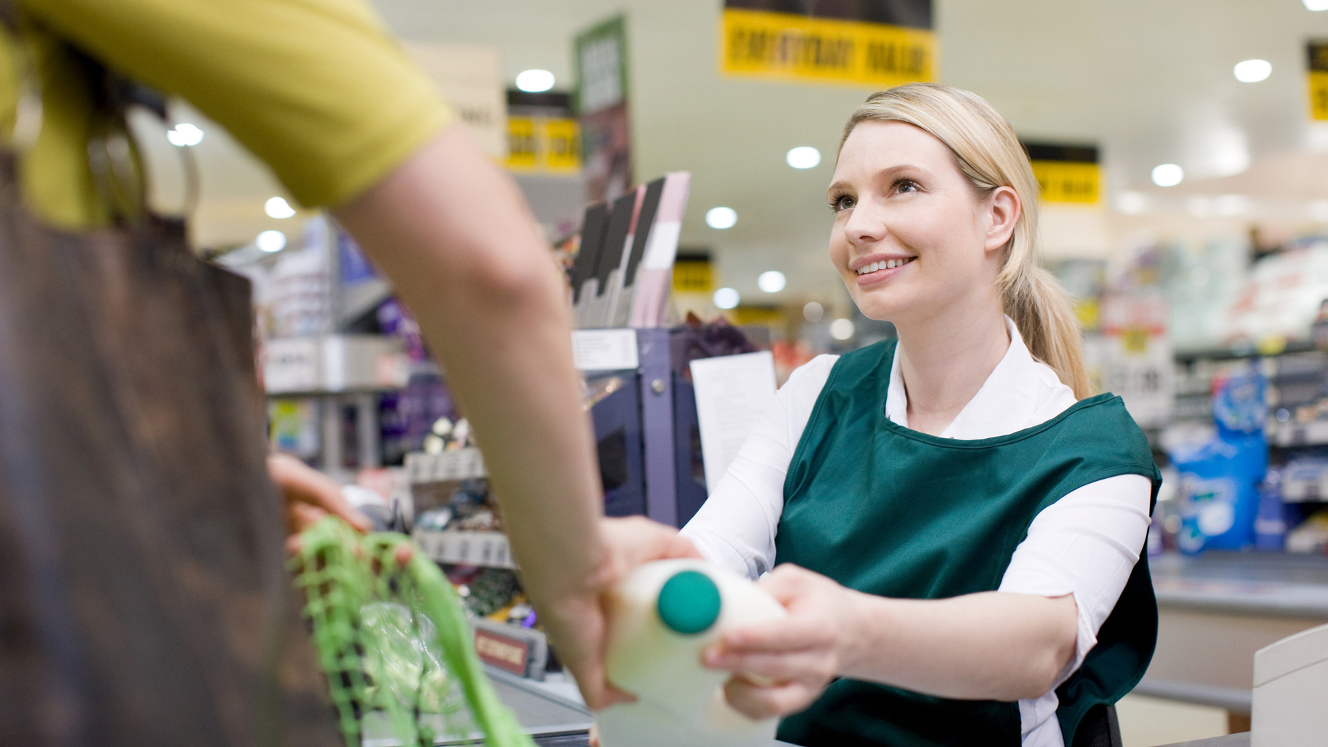 Find a retail job near you with APM