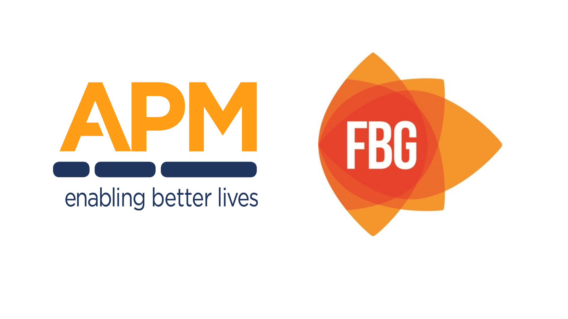 APM and FGB logos