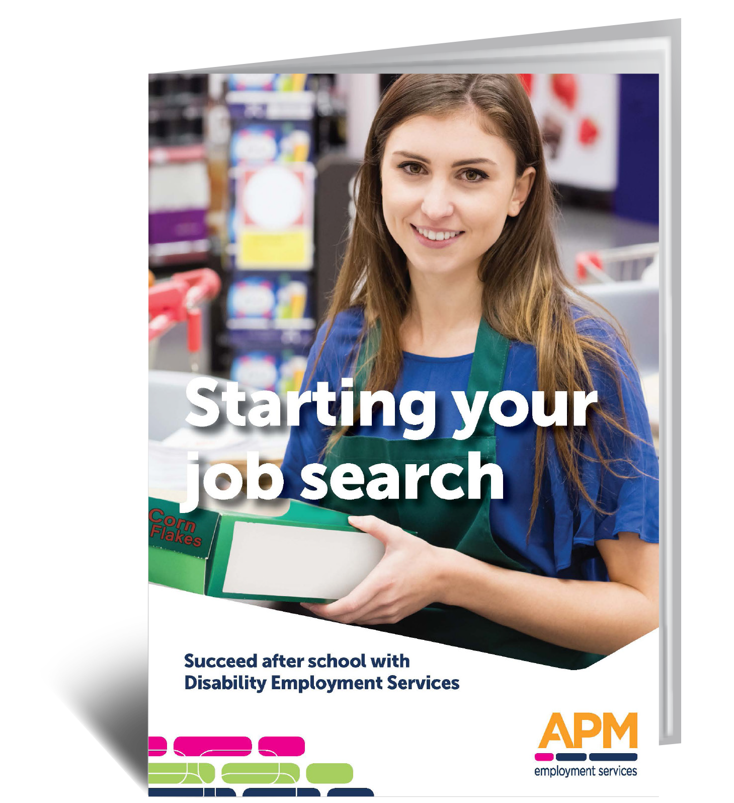 Get a head start on your job search and download your guide to our school leaver services now image
