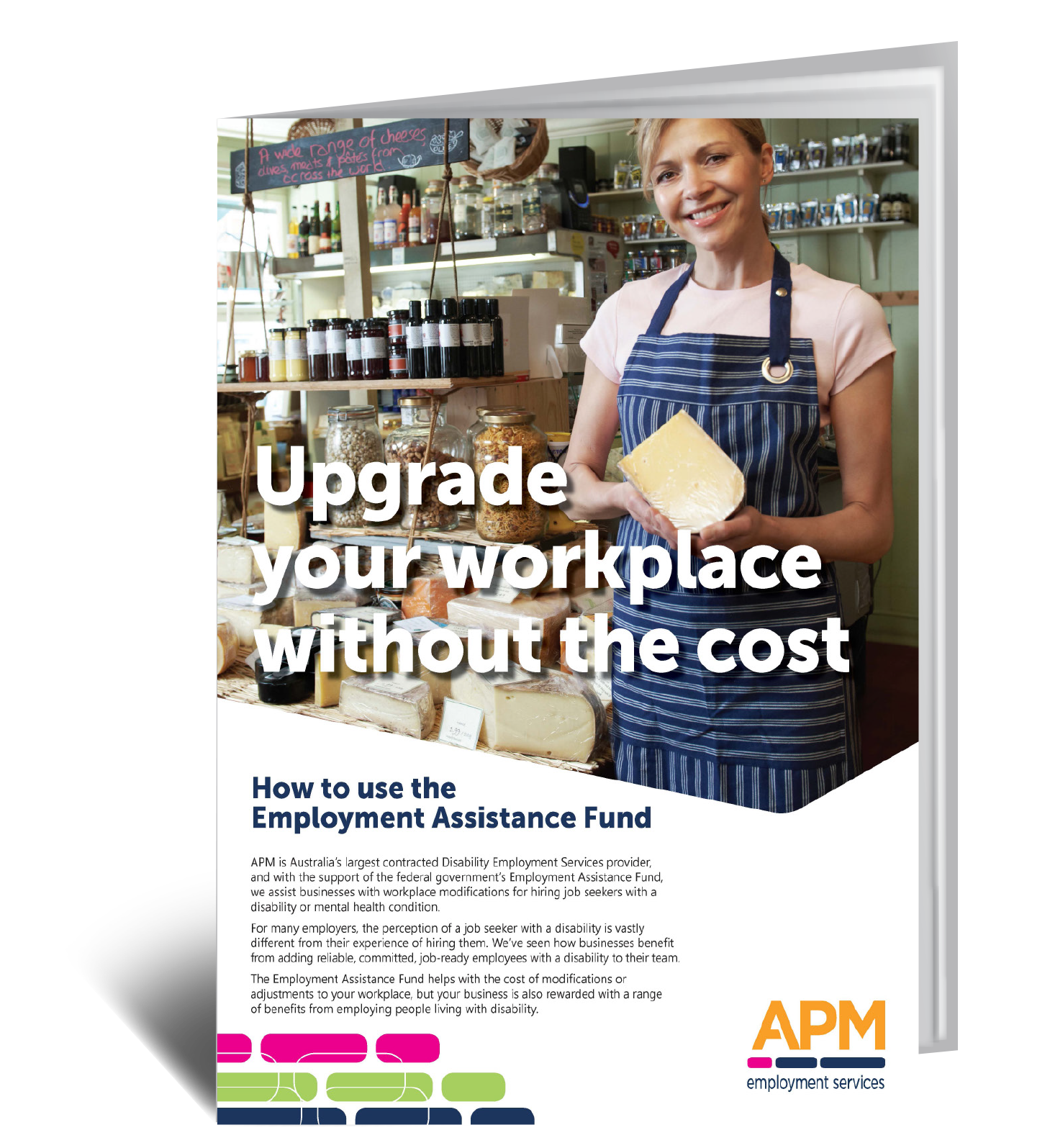 Could your employee benefit from a workplace modification? Download your guide now image